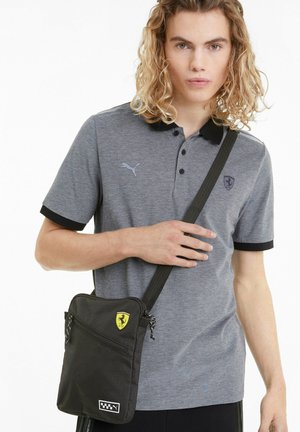 SCUDERIA FERRARI - Across body bag - puma black