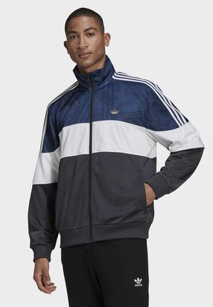 BX-20 GRAPHIC TRACK - Light jacket - grey
