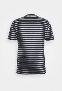 Pier One - Pyjama - dark blue/white - 2