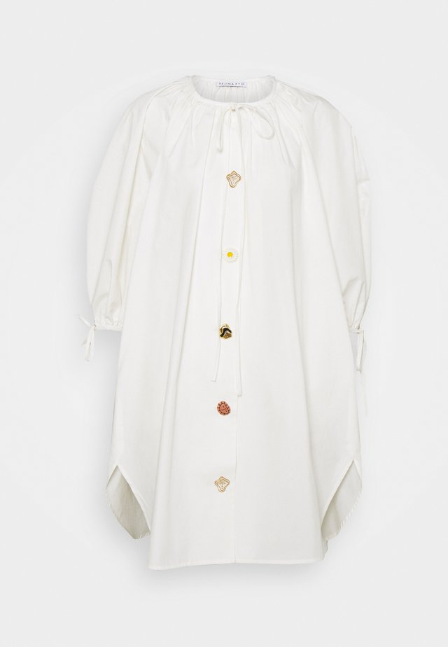 SCOUT DRESS - Korte jurk - off white