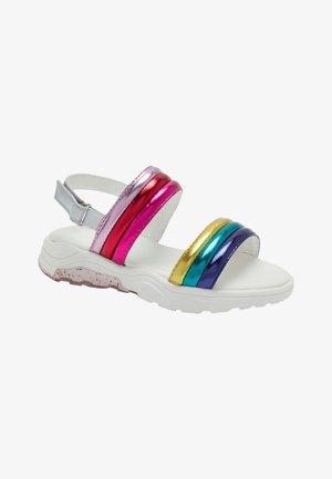 Sandales - multi-coloured