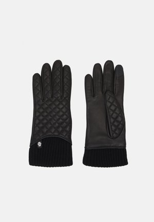 CHESTER TOUCH - Gloves - black