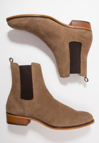 Shoe The Bear - ELI - Classic ankle boots - taupe - 1