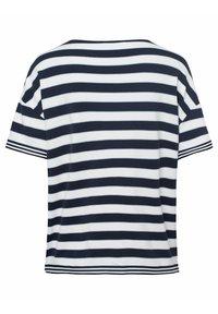 BRAX - Style Rachel - Print T-shirt - navy - 6