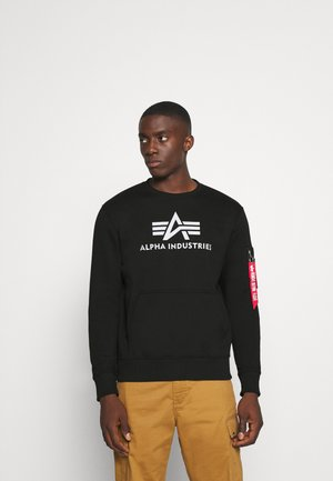 3D LOGO  - Sweatshirt - black