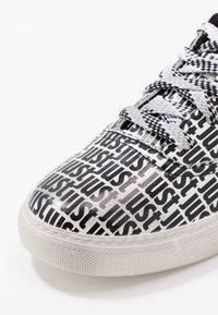 Just Cavalli - Sneakersy niskie - black - 5