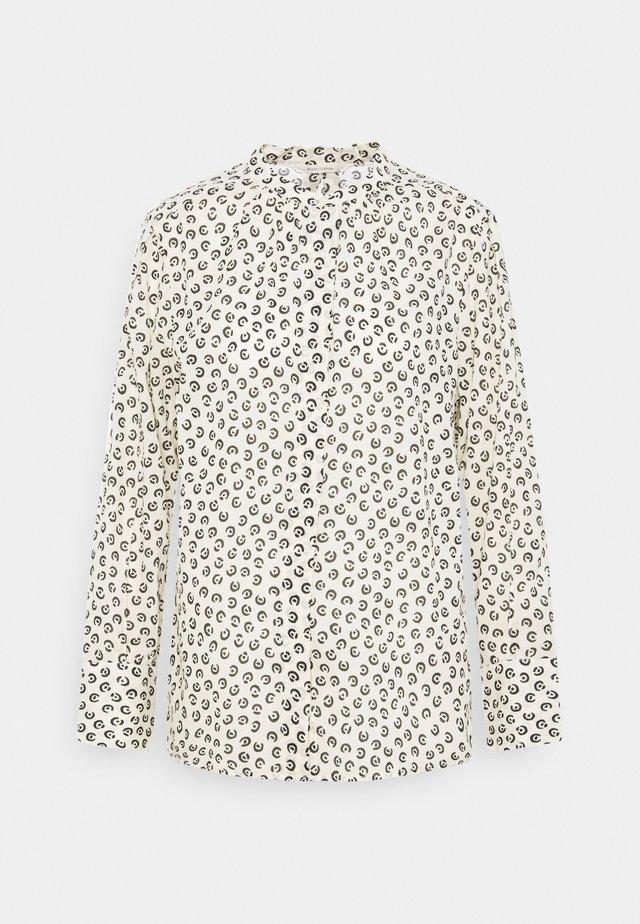 LONG SLEEVE - Button-down blouse - multi