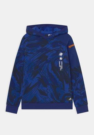 HOOD - Sweatshirt - victory blue/white