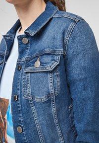 comma casual identity - Denim jacket - blue - 3