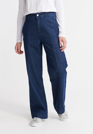 Relaxed fit jeans - denim indigo