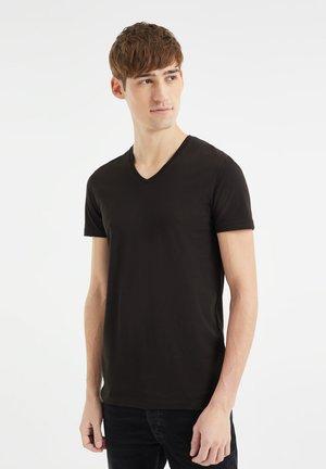2-PACK - T-shirt basic - black