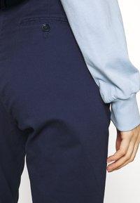 Sisley - Chino kalhoty - dark blue - 3