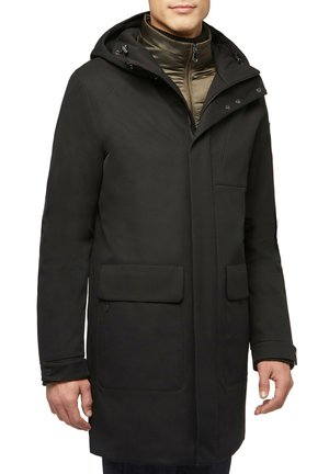 Winter coat - black f