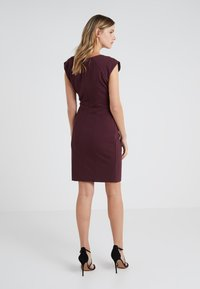 Tiger of Sweden - Shift dress - dark red - 2