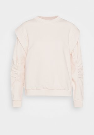 QUEST - Sweatshirt - ivory cream