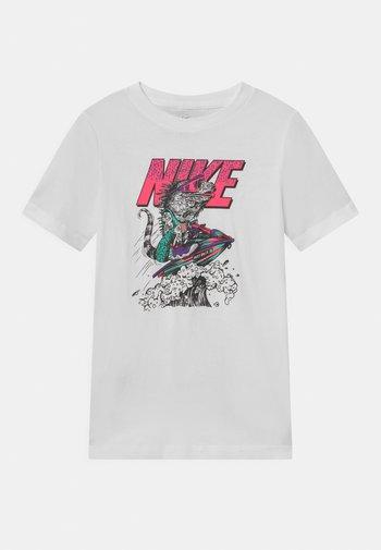 BEACH TEE - Print T-shirt - white