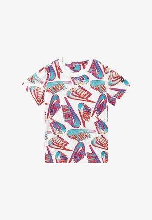 HIFI FUTURA TEE - T-shirt con stampa - white