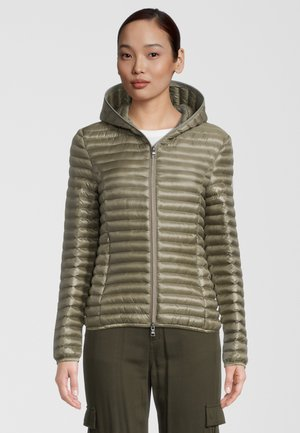 ELLA - Winter jacket - moss