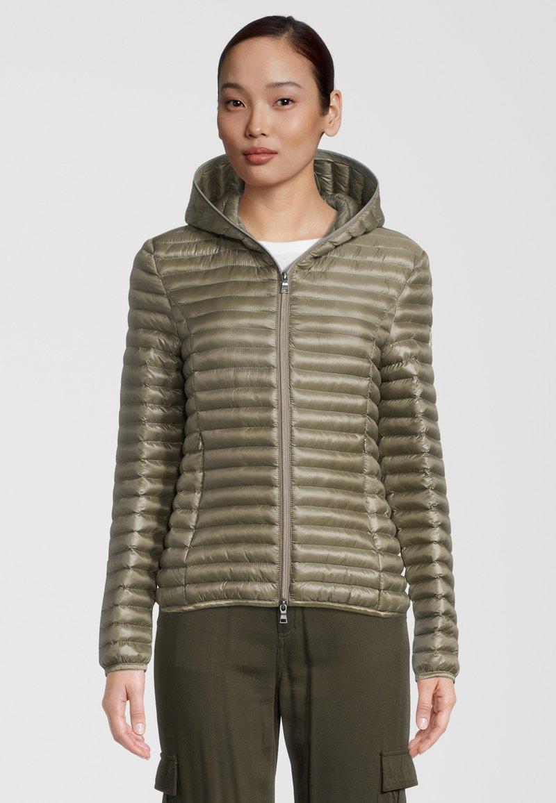 No.1 Como - ELLA - Winter jacket - moss