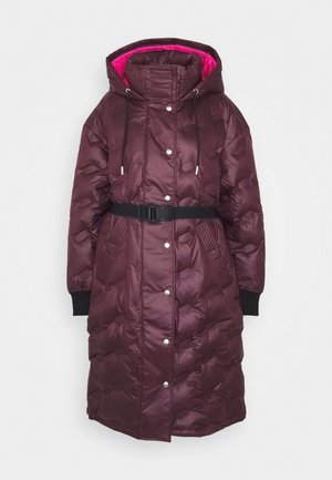 W-LALLA  - Down coat - burgundy