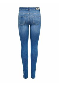 ONLY - ONLBLUSH LIFE MID SKINNY   - Jeans Skinny Fit - medium blue denim - 6