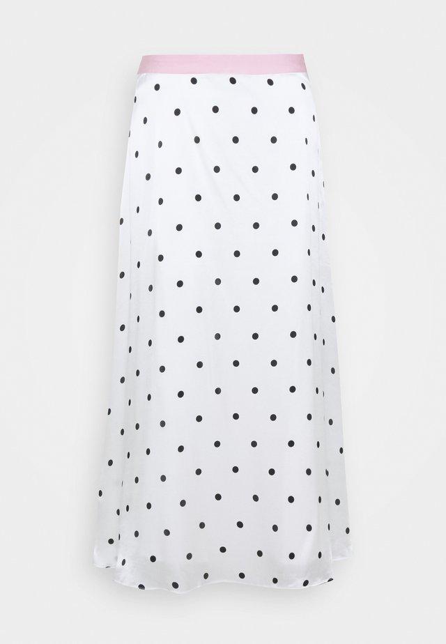 PENELOPE SKIRT - A-line skirt - white