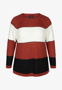 Zizzi - Jumper - red - 1