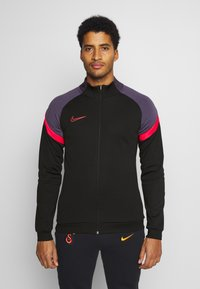 Nike Performance - DRY ACADEMY - Training jacket - black/siren red - 0