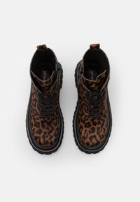 Jeffrey Campbell - MECHANIC - Lace-up ankle boots - brown - 5