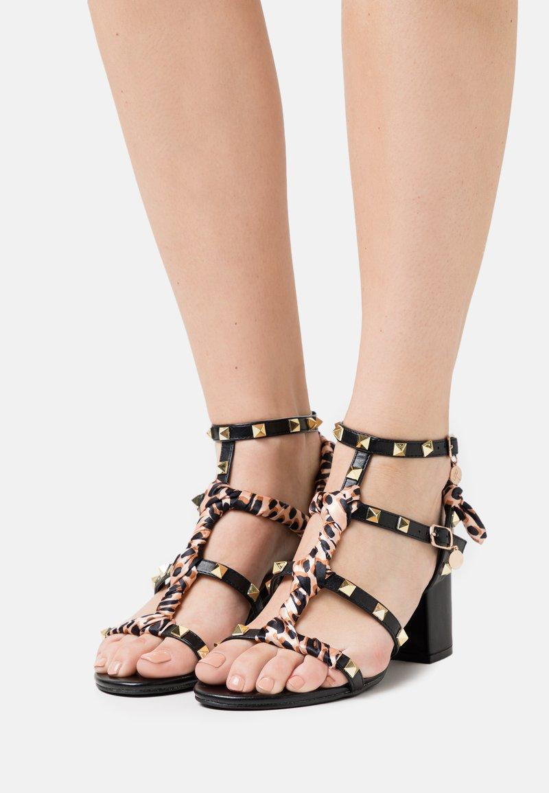 KHARISMA - Sandals - nero