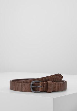Belt - rhino brown