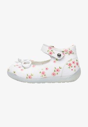 CALIMESA - Baby shoes - weiß