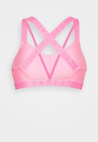 Under Armour - Sports bra - mojo pink/purple ace - 1