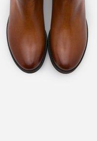 Bugatti - RONJA - Ankle boots - cognac - 5