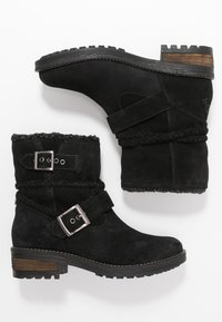 Superdry - HURBIS - Winter boots - black - 3