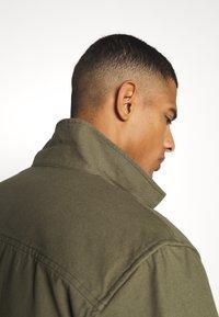 Burton Menswear London - LONG SLEEVE POCKET - Shirt - khaki - 4