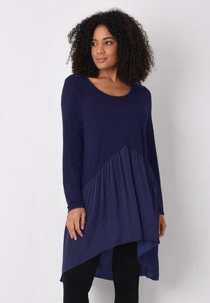 Tunic - dark blue