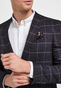 Next - WINDOWPANE - Blazer jacket - dark blue - 3