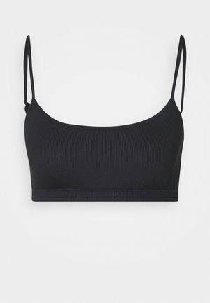 SOFT BRA - Korzet - black