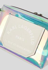 KARL LAGERFELD - Toilettas - iridescent - 2