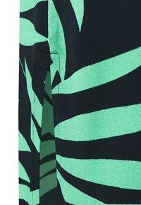 Laurel - Jersey dress - black/green - 3