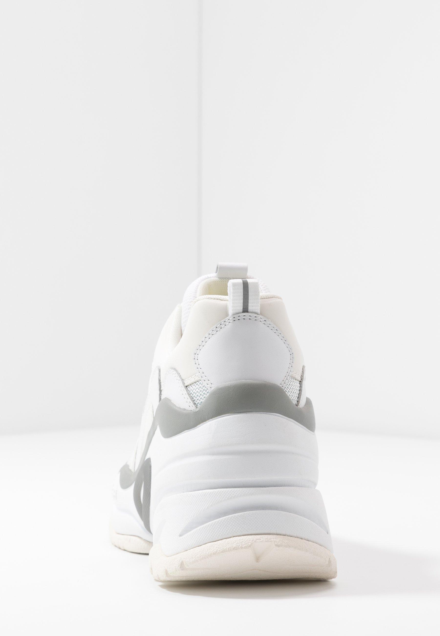Ash Bang - Sneakersy Niskie White