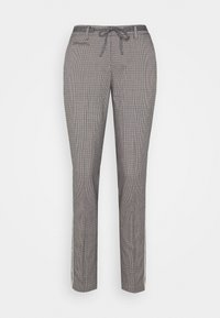 Opus - MORIEL PEPITA - Kalhoty - iron grey melange - 3