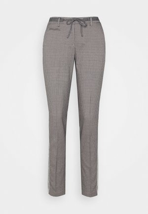MORIEL PEPITA - Kalhoty - iron grey melange