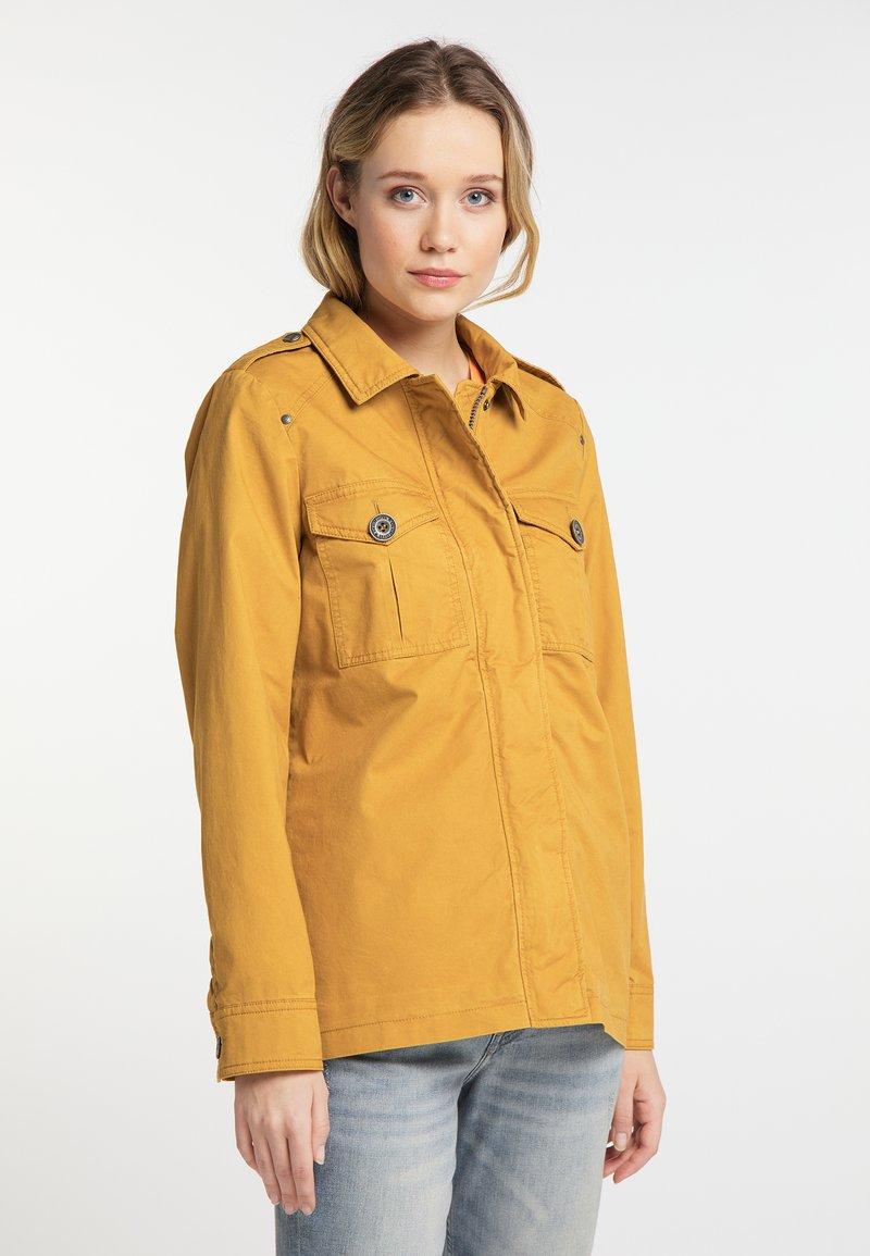 DreiMaster - Light jacket - curry