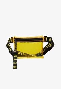 HXTN Supply - PRIME CROSSBODY - Bum bag - yellow - 5