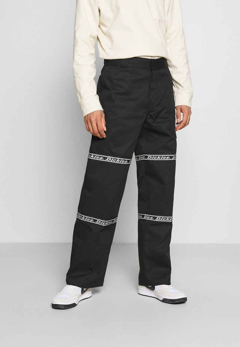 Dickies - GARDERE - Pantaloni - black