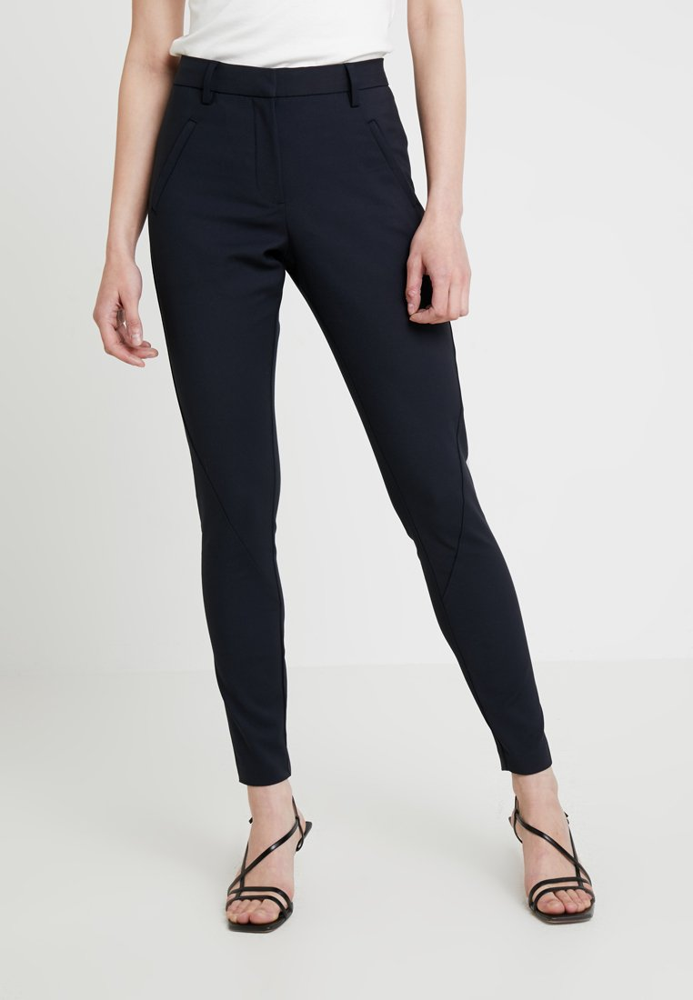 Fiveunits - ANGELIE - Trousers - navy