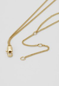 Pieces - PCILLY COMBI NECKLACE KEY - Halsband - gold-coloured - 2