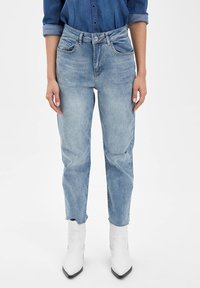 DeFacto - Relaxed fit jeans - blue - 0